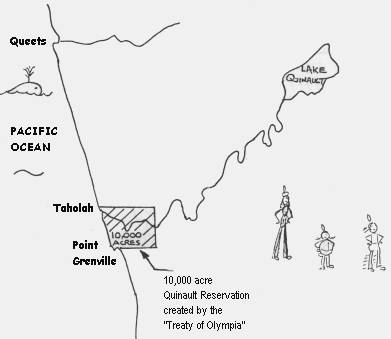 Treaty of Olympia Reservation